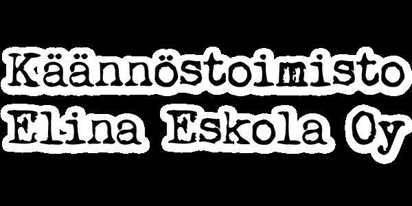 Käännöstoimisto Elina Eskola Oy